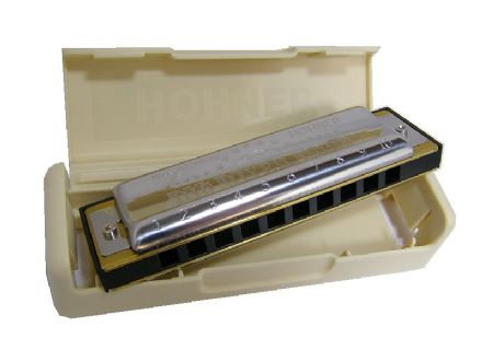 Hohner Big River Harp 000123